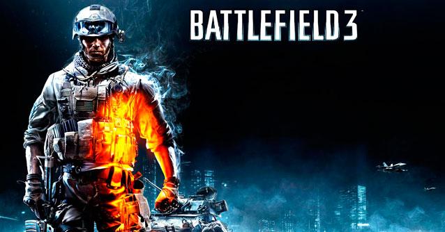 Battlefield 3 não terá super vilões BF3LOGO