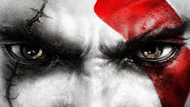 Kratos em God of War 3
