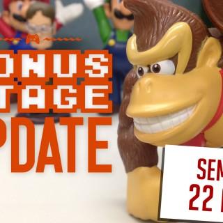 Bonus Stage UPDATE [22 a 28/2]: Donkey Kong, Mortal Kombat X e Guitar Hero