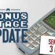 Bonus Stage UPDATE [3 a 9/5]: SEGA, Nintendo Park e Snake