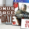 Bonus Stage UPDATE [17 a 23/5]: The Witcher 3, DOOM e Need for Speed