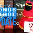 Bonus Stage UPDATE [5 a 11/7]: Odallus, Batgirl e Ken no SF5