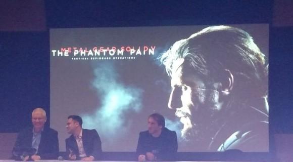 Konami informa que Metal Gear Solid V terá, no mínimo, 40 horas de jogo