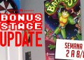 Bonus Stage UPDATE: Konami, Battletoads e WoW