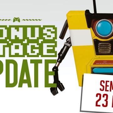 Bonus Stage UPDATE [23 a 29/8]: Mortal Kombat, Turok e Borderlands