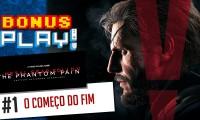 BonusPLAY! Metal Gear Solid V: The Phantom Pain