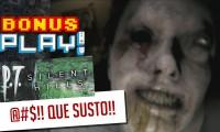 BonusPLAY! Especial Halloween – P.T. (Silent Hills): PQP, QUE SUSTO!
