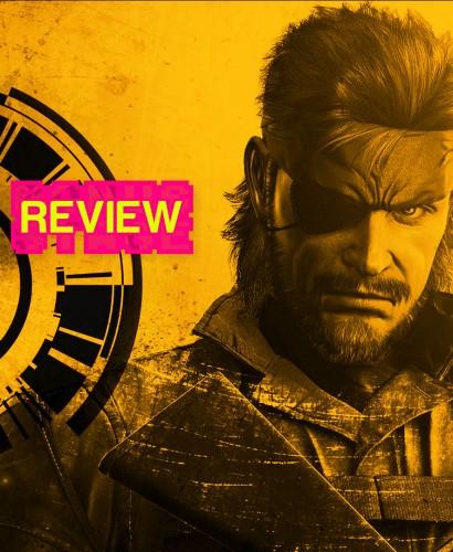 Metal Gear Solid – Peace Walker: O pai espiritual de The Phantom Pain