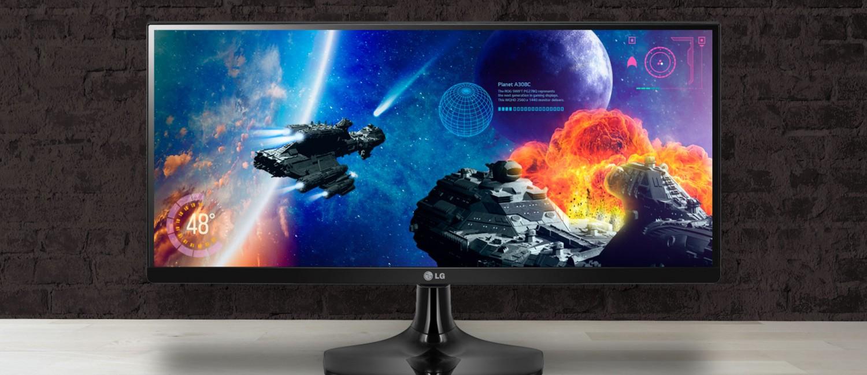 Analisamos o Monitor UltraWide da LG, e ele é perfeito para jogos no PC