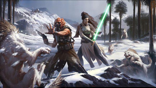 Jogamos: Star Wars Force and Destiny – Beginner Game