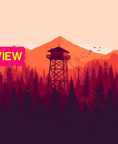 Firewatch: Na natureza selvagem