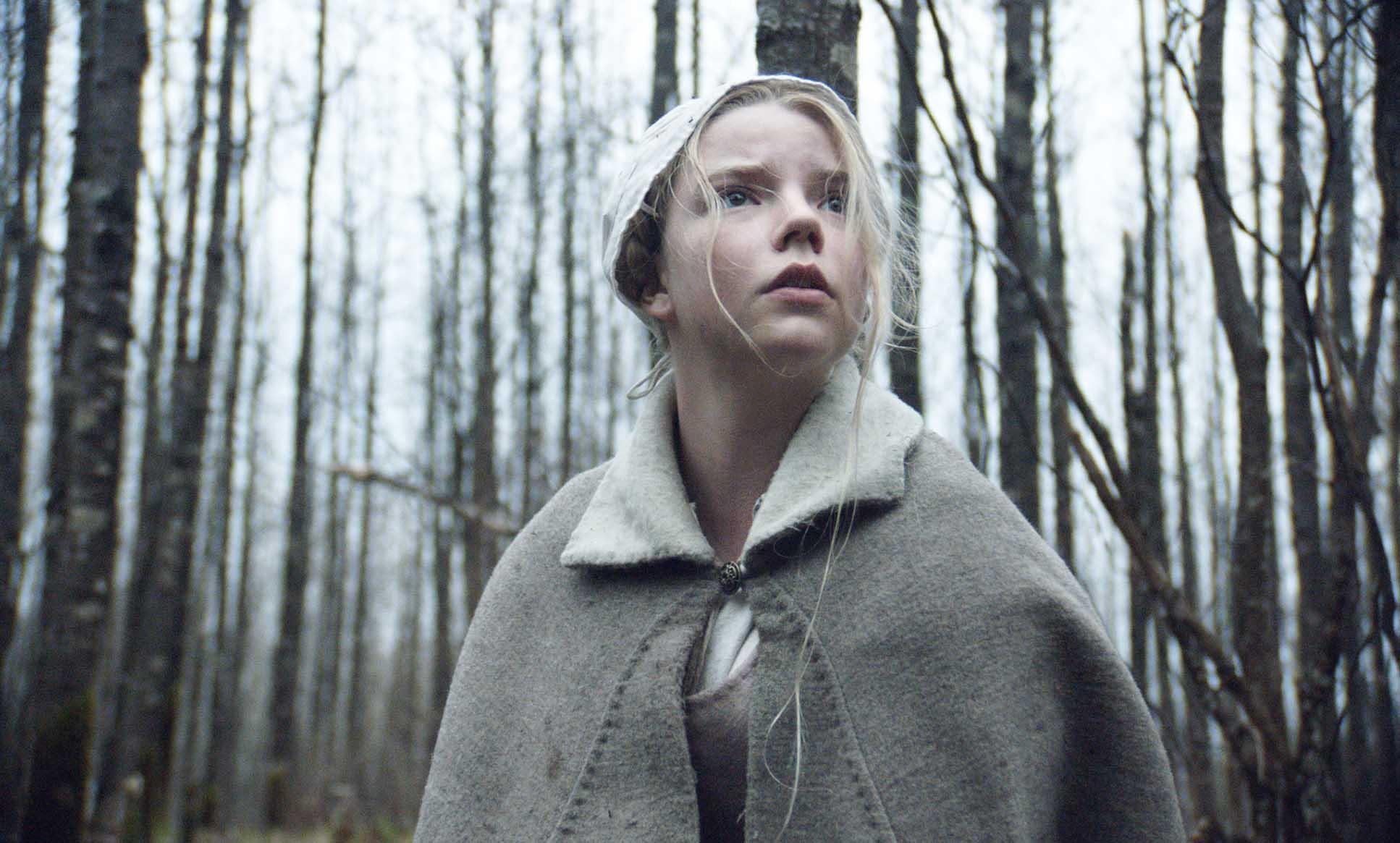 Anya Taylor-Joy como Thomasin