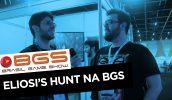Eliosi's Hunt na BGS 2016: um bate papo com Tiago Zaidan, da TDZ Games