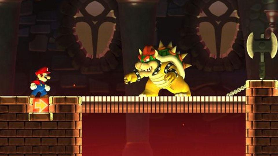 aa9ebbdd1c Jogo de Super Mario chega ao iPhone no fim do ano