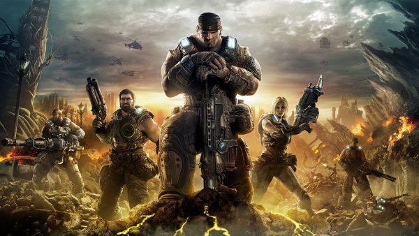 Universal Studios vai produzir filme de Gears of War