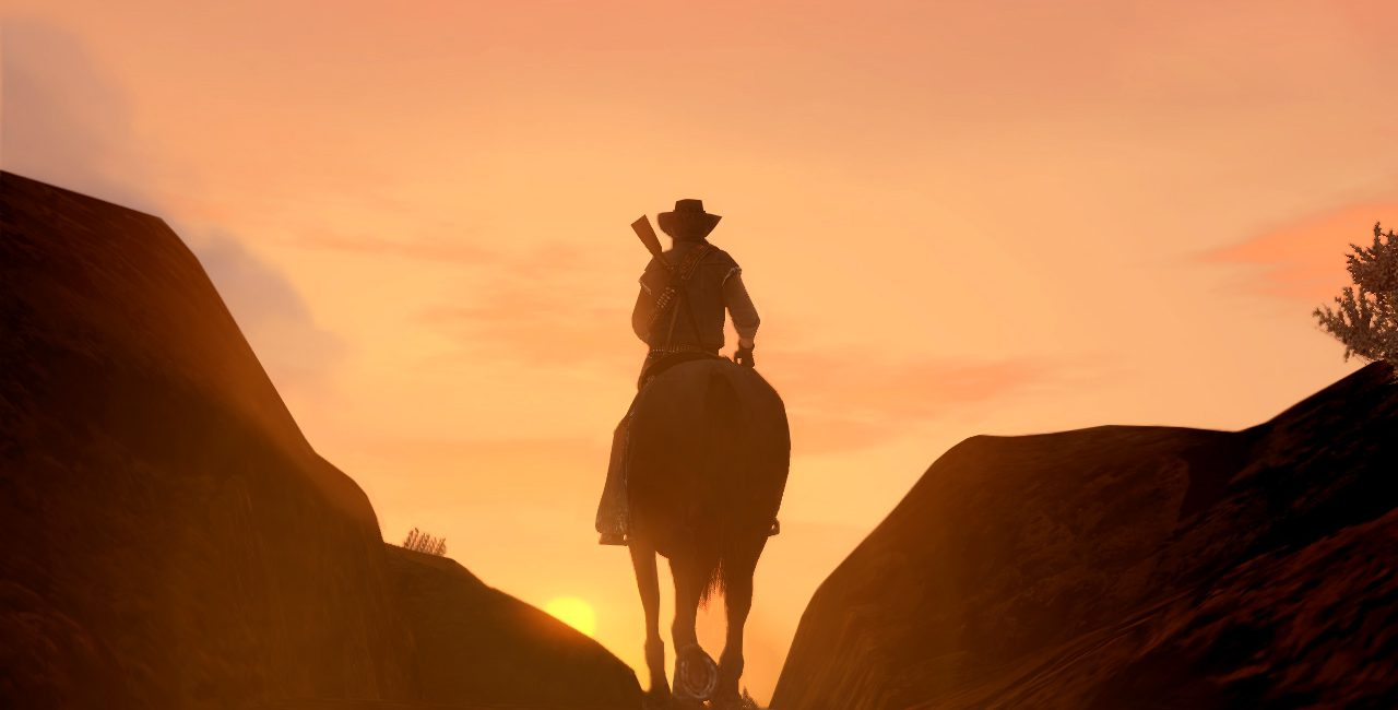 Red Dead Redemption: o jogo que reluz a ouro