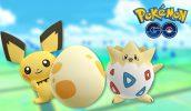 Novos pokémon da segunda geração chegam a Pokémon Go