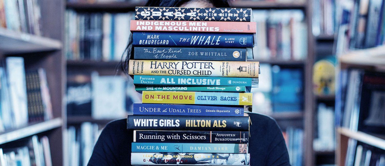Os 5 melhores livros lidos em 2016, por Allana Dilene