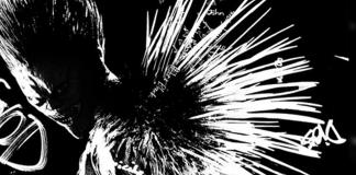Poster da adaptação live action de Death Note, pela Netflix
