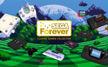 ee2a8a3595 Sega Forever vai relançar seus antigos jogos de console para smartphones e  tablets gratuitamente