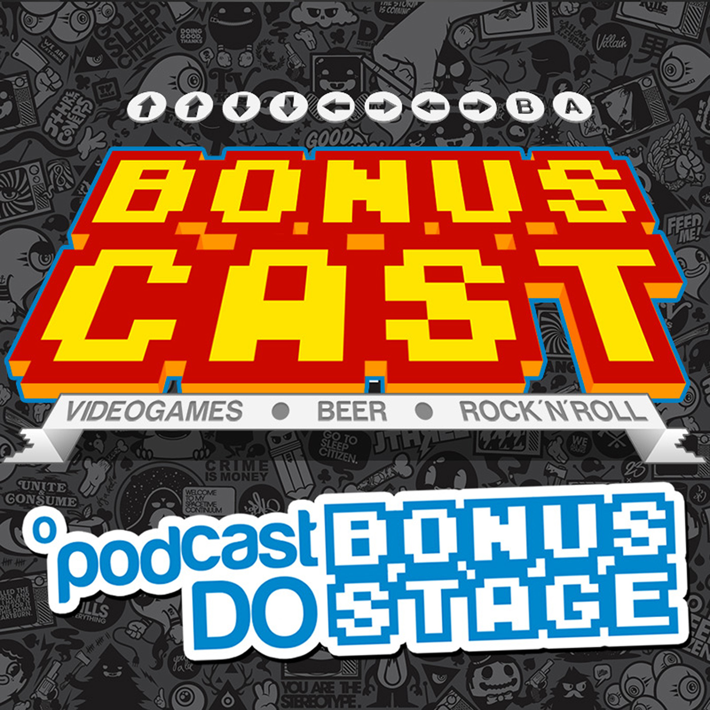 BonusCast - O Podcast do Bonus Stage!